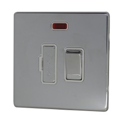 13A Fused Spur Switch with...