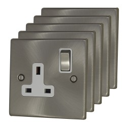 USB 2 Gang 13 Amp DP Plug...
