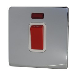 45A Cooker Switch Polished...